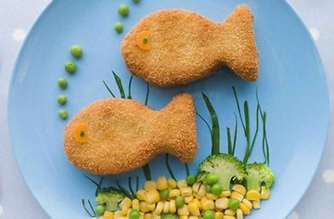 авто хорошем рыбные блюда для малышей среди